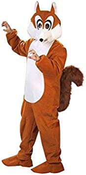 DISBACANAL Disfraz Ardilla Animal Adulto - -, M: Amazon.es ...