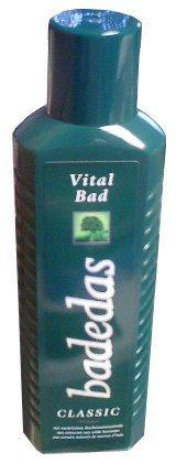 Badedas 3in1 Revitalising Shower Gel, Shampoo & Condtioner 6x200ml by Badedas (Revitalising Wash)