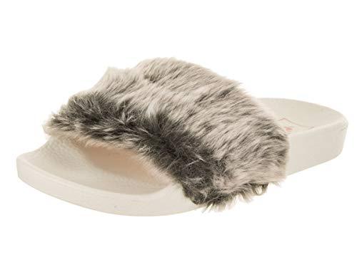 Vans Women Slide-On (Wolf Pack) Sandal Desert Taupe