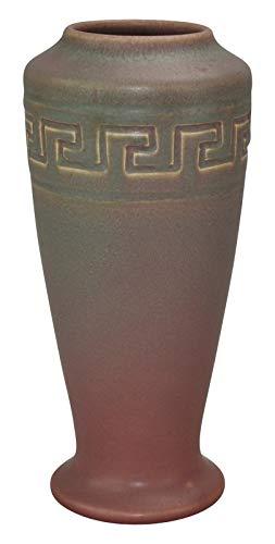 Rookwood Pottery 1912 Greek Key Design Vase 1356D - Key Greek Vase