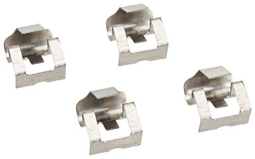 fessional Grade Disc Brake Pad Anti-Rattle Clip ()