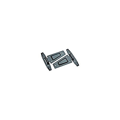 NATIONAL/SPECTRUM BRANDS HHI N214-064 7-1/2-Inch Black Rust T Hinge