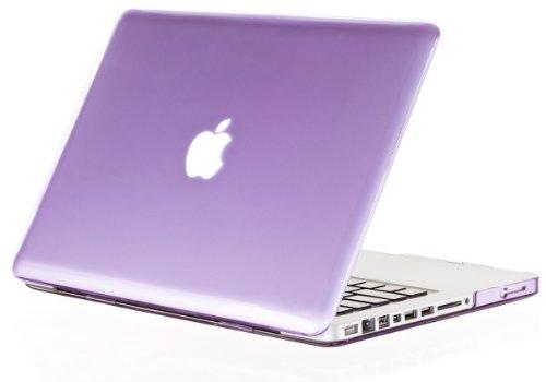 Kuzy Light Purple Plastic MacBook