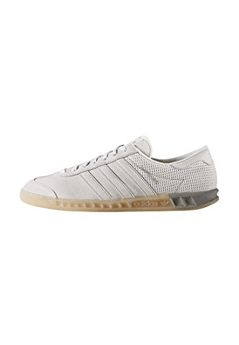 adidas Hamburg Tech White White Silver gris beige