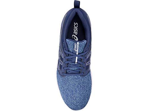 Shoe US 1022A049 M ASICS Running Torrance Deep Ocean 12 Women's White B dRdqIfU