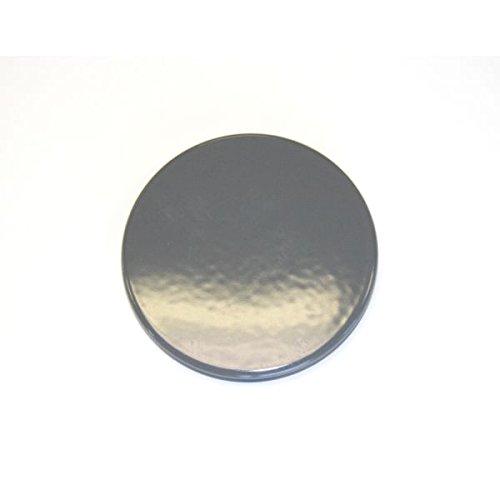 [GE Burner Cap (Gray) Large WB29K10007] (Large Burner Cap)