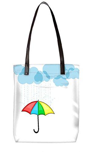 Snoogg Strandtasche, mehrfarbig (mehrfarbig) - LTR-BL-3788-ToteBag