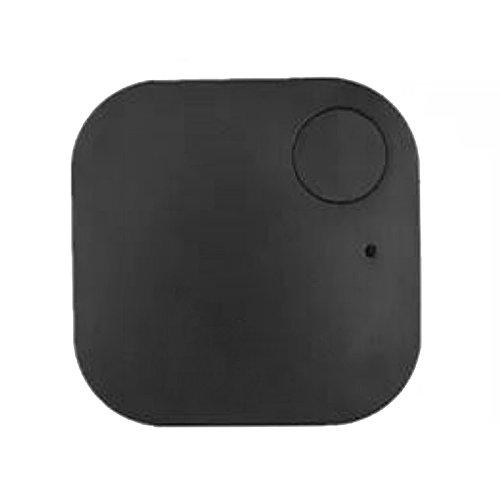 Smart Bluetooth Tracer Pet Child Wallet Key GPS Locator Tag Alarm (Black) - 1