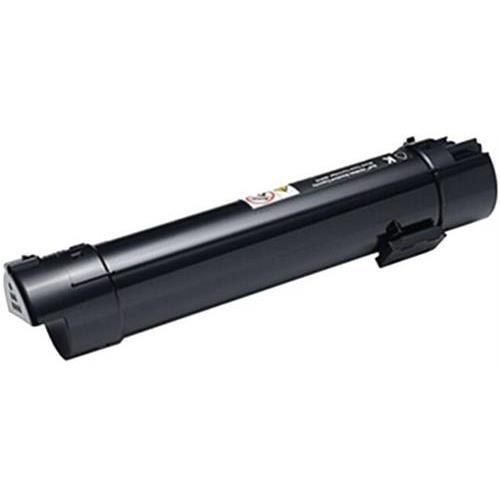 Dell 4DKY8 Black Laser Toner Cartridge - Standard Yield - 9000 Page - 1 / Pack