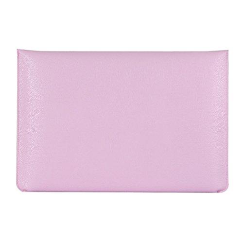 YiJee Fundas Portatil Funda Protectora Bolsa Portátiles para Ordenador 13.3 Pulgada Pink