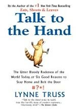 Talk to the Hand pdf