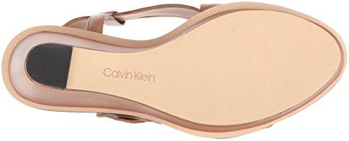 coñac de Calvin mujer Klein sandalia x6WOpqS
