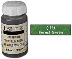 Tinte de cuero Eco-Flo 4.4 onzas líquidas: Amazon.es ...