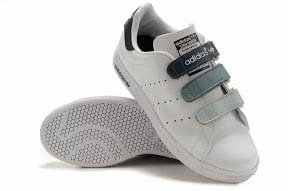separation shoes 3ffbc 2d3b5 Adidas Stan Smith Velcro fastener size 7uk or 40 2/3: Amazon ...
