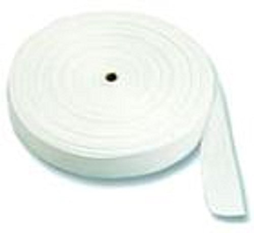 White Engineer Tape (Textile Tape), NSN 8315-01-463-5853 / 8315-00-255-7662 (1-Pack (Single Roll)) 25' X 500' Roll