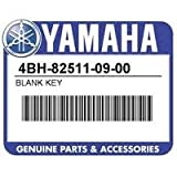 Yamaha 90890-55963-00 BLANK KEY; 908905596300; New # 4BH-82511-09-00 Made By Yamaha
