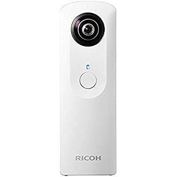 Ricoh Theta M15 360 Degree Spherical Panorama Camera (White)
