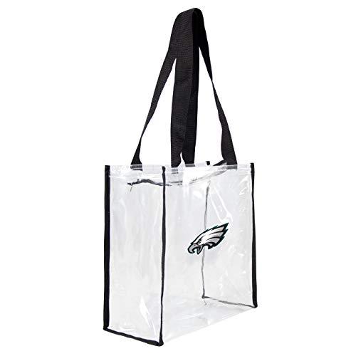 NFL Philadelphia Eagles Clear Square Stadium Tote