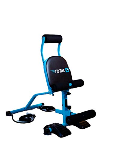 TOTAL10 Ab Trainer w/5 Position Inclining Seat That Features The