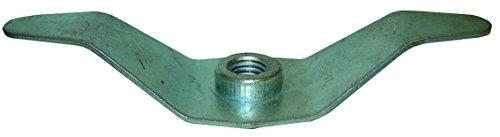 JR Products 07-30535 Lp Tank Wingnut 1/2