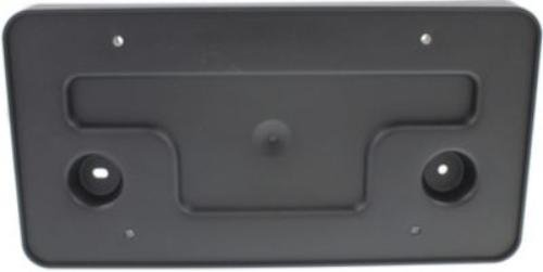 Crash Parts Plus Front Primed License Plate Bracket for 2013-2014 Ford Mustang FO1068148