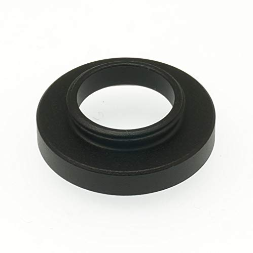 Gadget Place Fully-Threaded 37mm to 17mm Adapter Ring