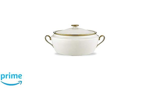 Lenox 6252035 Eternal Covered Vegetable Bowl