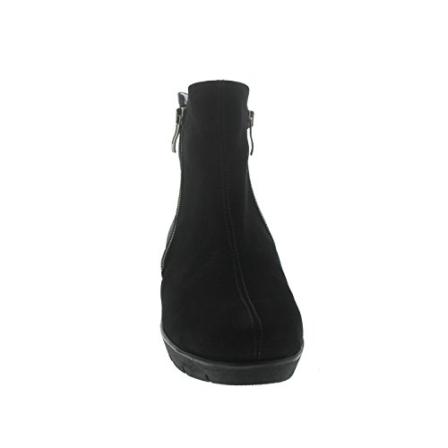 Waldläufer Stiefelette Hinara, Farbe: schwarz Schwarz