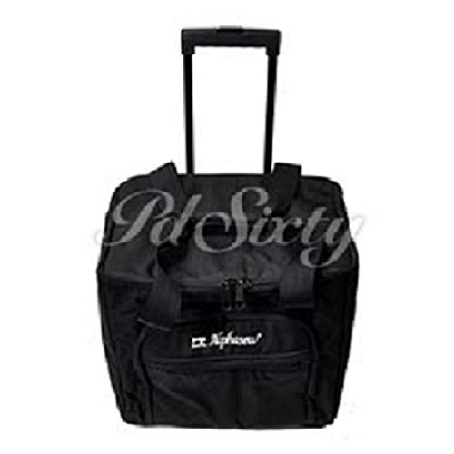 Serger Rolling Travel Bag/Case with Wheels by Unknown