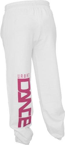Dance de running Pant White/Pink Talla:S