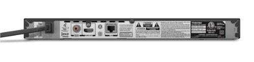 Toshiba BDX3300 1080p Blu-Ray Disc Player with WiFi