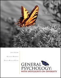 General Psychology: With Spotlights on Diversity 8th edition by Josh Gerow (2006) Hardcover