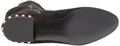 Trump Ginocchio Stivale Il Sopra Ivanka Femminile Al Nero Freeda2 vw8qEx