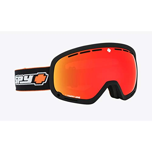 Spy Optic Marshall Snow Goggles (Old School Black/Happy Gray Green/RED Spectra/Happy Persimmon/Lucid Silver) (Spy Optic Marshall Goggles Lens)