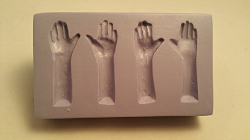 Doll Hands Silicone Mold