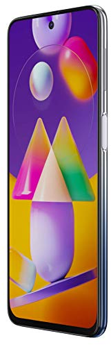 Samsung Galaxy M31s (Mirage Blue, 6GB RAM, 128GB Storage) Discounts Junction