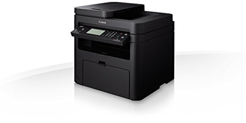 Canon Image Class MF217W All In One Laser Printer (Fast Ethernet Has A Maximum Speed Of)