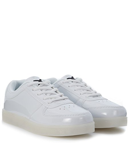 SNEAKERS BIANCO LED POP 1 - 37