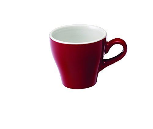 Loveramics Tulip 180ml Cappuccino Cup Red