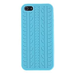 Vertebral Column Pattern Silicone Rubber Soft Case for iphone 4s