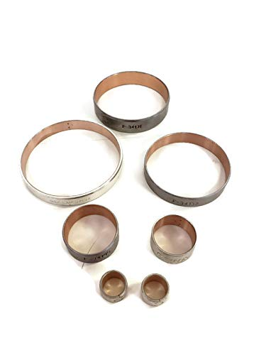 095, 096, 097, 098, 01M, 01N, 01P Bushing Kit (7 Pcs) 1990-ON K119905