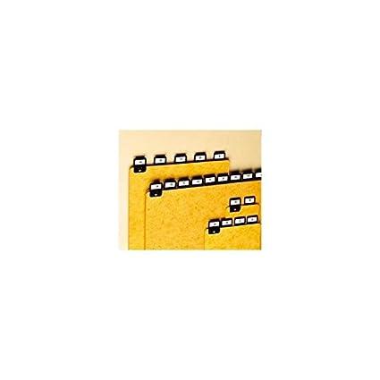 Rexel 3020000 Intercalari per Schedari da Tavolo Provence, Formato 210 x 148 mm ACCO Brands