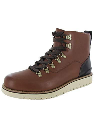 Cole Haan Men's GRANDEXPLORE Hiker WP Hiking Boot, tan/Shopping Bag, 7.5 Medium US