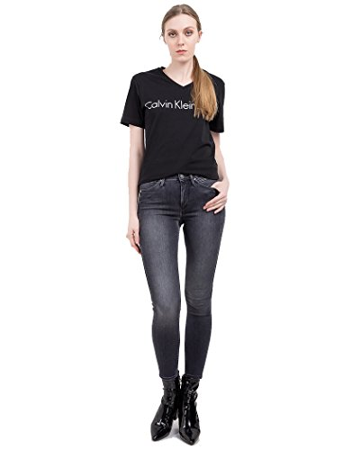 Skinny Klein Sculpted Jeans Black Calvin Pw7FgTP