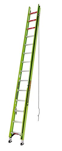 Little Giant Ladder Systems 17728 Ext. Ladder HyperLite 28' Type IA Fiberglass ExtensionLadder