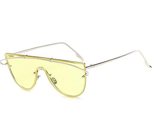 De Océano Gafas De Una Pieza Nuevas Océano 2018 Sol Sol Personalidad UV De De Europea Lente Película Americana Tendencia Protección Gafas 6 Y De De 1 fIxwR0x7q