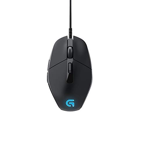 Logitech G302 Daedalus Prime MOBA Gaming Mouse (Best Way To Record League Of Legends)