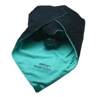 MATIn Magic Cloth Camera/Lens Protective Wrap Large [JU0165] by MATIn