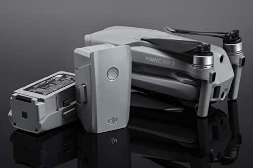 DJI Mavic Air 2 - Batterie de Vol intelligente, Temps de Vol max. 34 Minutes, Système intelligent Intégré, Batteries lithium-ion Haute énergie, Capacité 3500 mAh, Accessoire pour Mavic Air 2 Gris