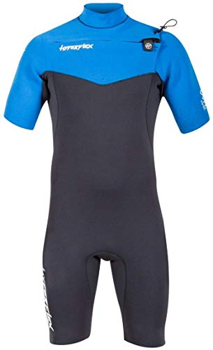2.5mm Men's HyperFlex VYRL Shorty Springsuit - Chest Zip